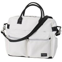 Сумка Changing Bag Travel - Leatherette White