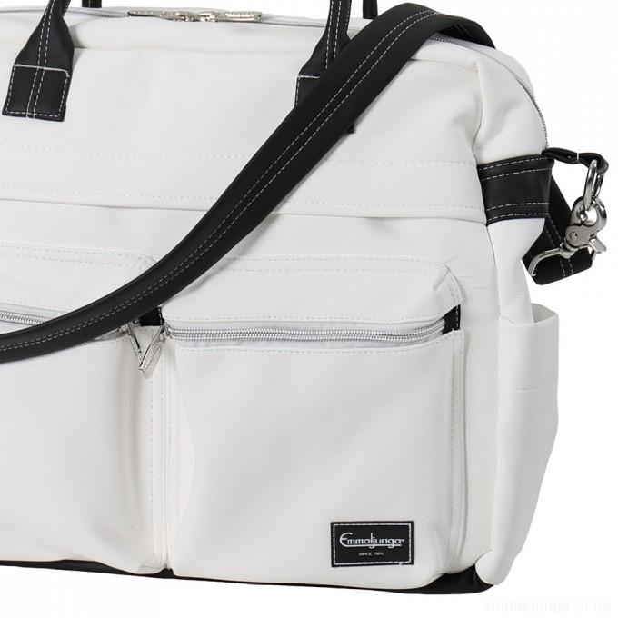 Сумка Changing Bag Travel - Leatherette White