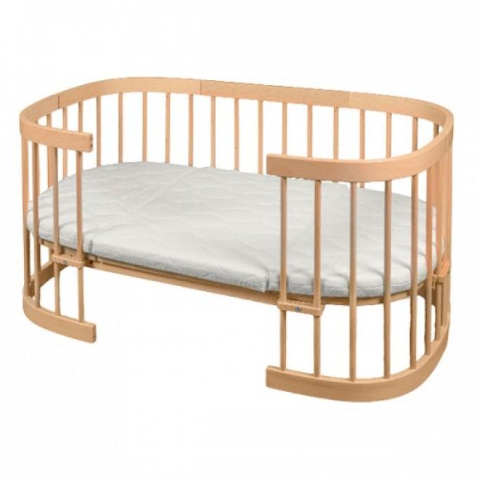 Ліжко Tweeto 7 в 1 nature