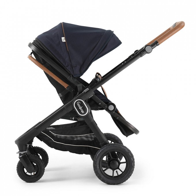 Emmaljunga NXT60 Outdoor Air Outdoor Navy Eco