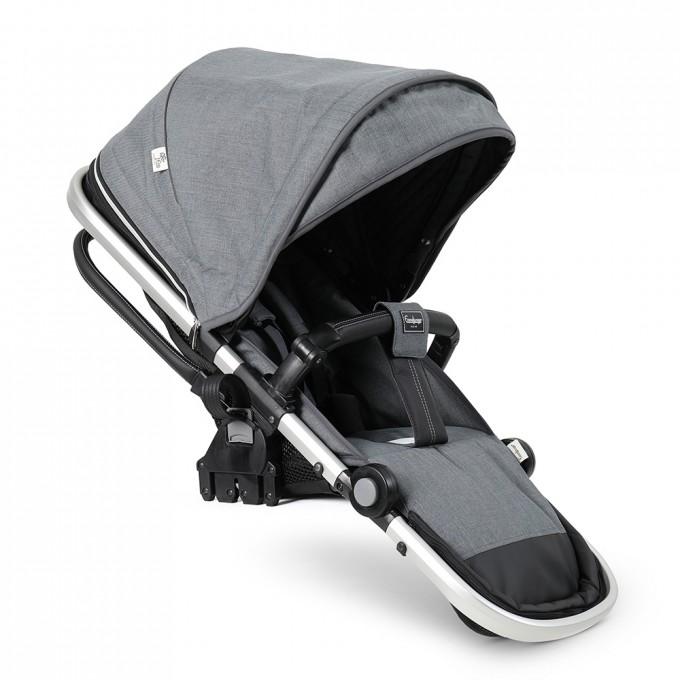 Emmaljunga NXT60 Outdoor Air Lounge Grey Eco