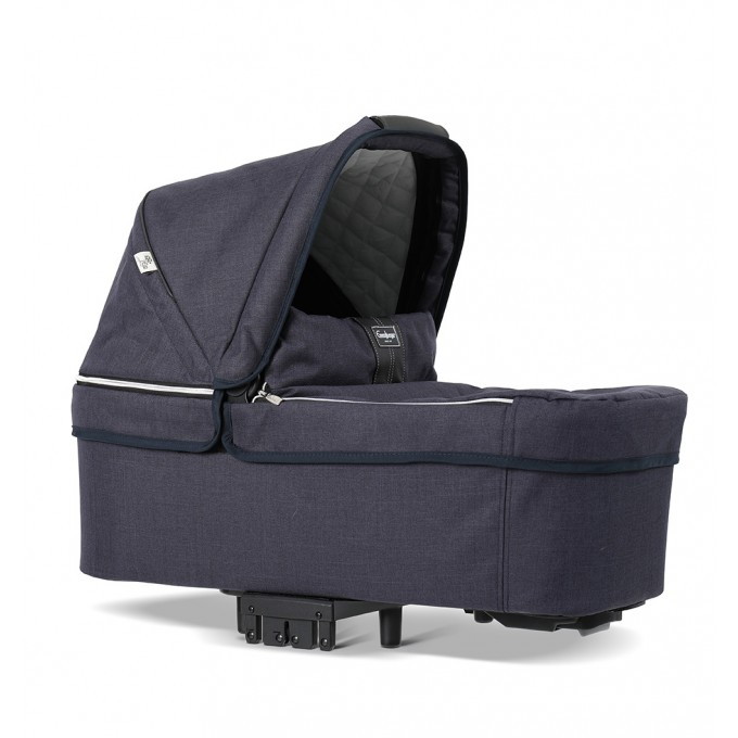 Emmaljunga NXT60 Outdoor Air Lounge Navy Eco