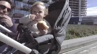 Emmaljunga NXT90 F презентація дитячого візка